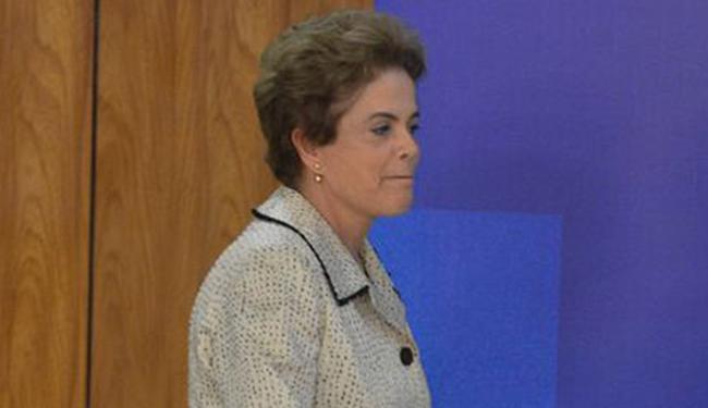 Em nota divulgada, Dilma disse estar inconformada com a condução coercitiva do ex-presidente - Foto: Valter Campanato l Agência Brasil