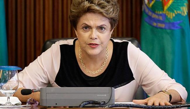 Além da presidenta Dilma Rousseff, participaram sete ministros do encontro - Foto: Ueslei Marcelino l Reuters l 07.12.2015
