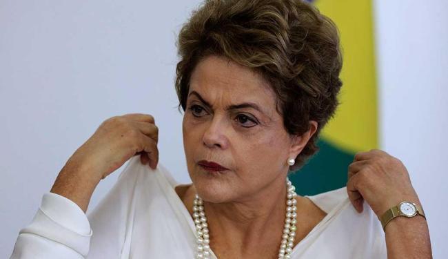 Consultoria Eurasia elevou para 75% a possibilidade de a presidente Dilma não terminar mandato - Foto: Ueslei Marcelino | Reuters