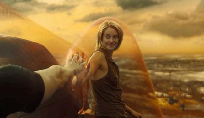 Divergente encerra filme - Foto: Divulgação