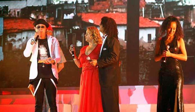 Evento que premia os melhores do Carnaval de Salvador chega à 23ª edição - Foto: Joa Souza | Ag. A TARDE | 31.3.2015