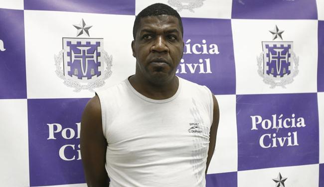 Edmar dos Santos Soares, de 42 anos, é considerado um dos maiores receptadores de carros de Salvador - Foto: Edilson Lima | Ag. A TARDE