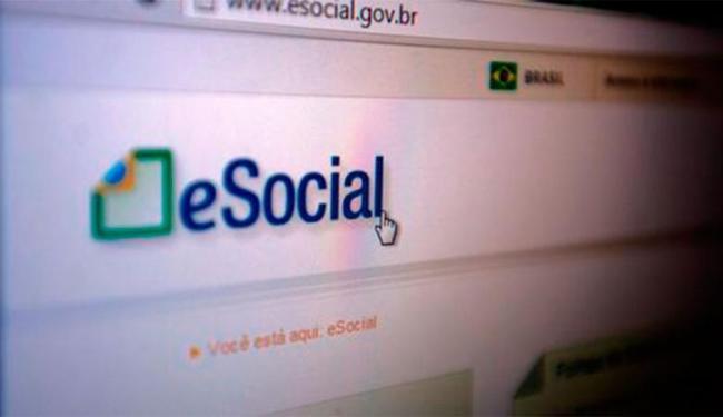 Guia deve ser emitida pelo eSocial - Foto: Agência Brasil