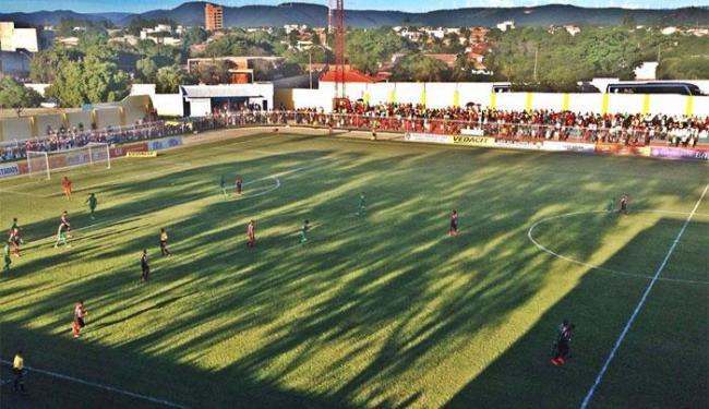A partida será disputada no estádio Dois de Julho, às 16h - Foto: Divulgação   Flamengo de Guanambi