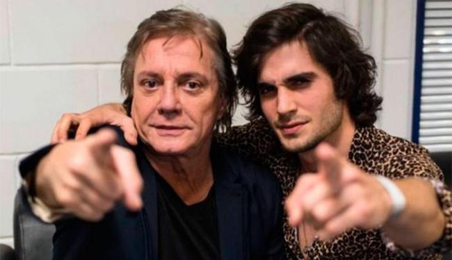 Fiuk contou que o relacionamento com Fábio Jr. melhorou após sua fama - Foto: Reprodução | Gshow