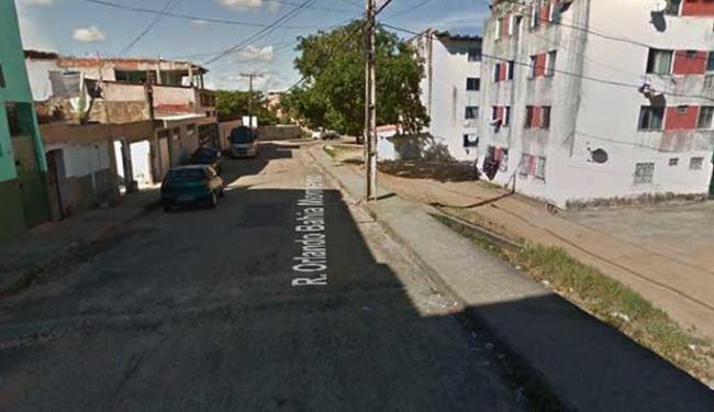 Dois homens invadiram a casa do PM - Foto: Reprodução | Google Street View