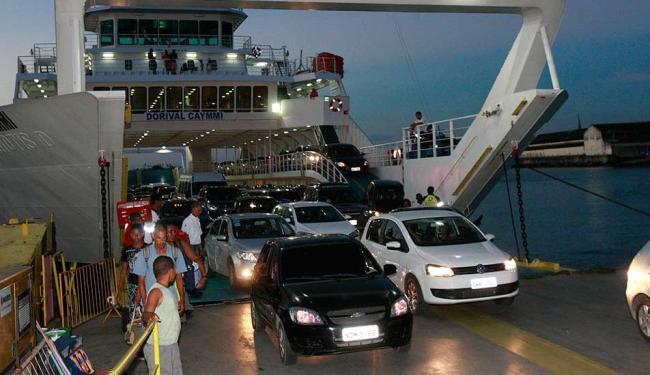 Embarcações chegam e saem a cada 30 minutos - Foto: Margarida Neide | Ag. A TARDE