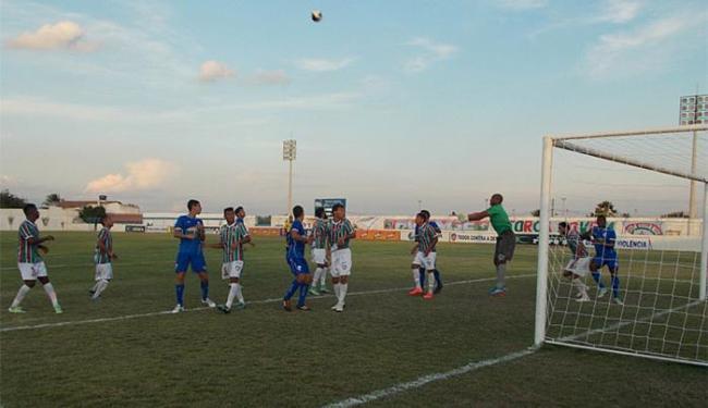 No jogo de ida, fora de casa, o Demolidor perdeu por 3 a 0 - Foto: Hilton Oliveira l Galícia EC