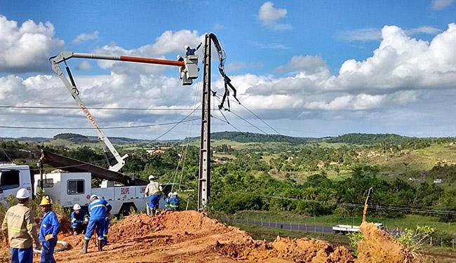 Serviço permaneceu suspenso por mais de 40 horas - Foto: Divulgação l Ascom Coelba