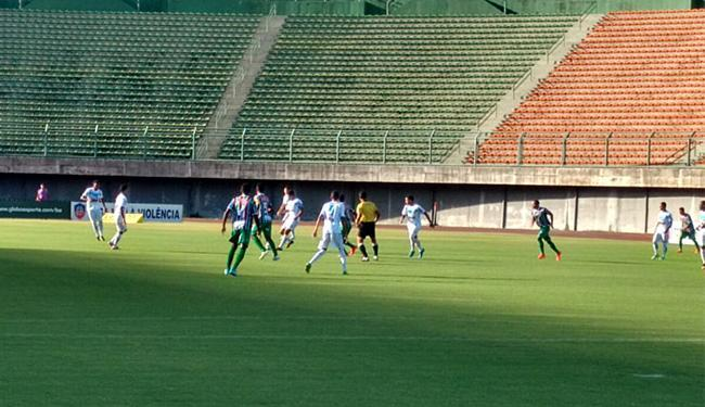 Depois de 7 anos, o Touro do Sertão chega a semifinal do Estadual - Foto: Cristiano Alves l Fluminense de Feira FC