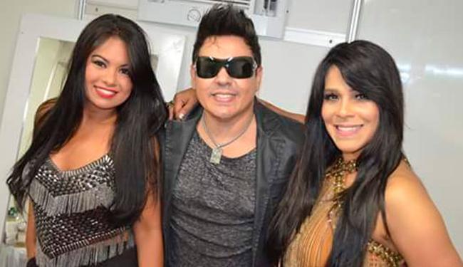 O grupo é formado por Paulinha, Daniel e Silvânia, ex-integrantes da Calcinha Preta - Foto: Reprodução | Facebook