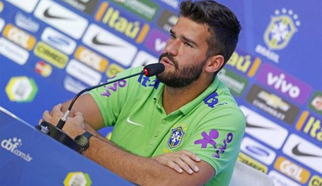 O goleiro de 23 anos cativou a confiança do técnico Dunga - Foto: Rafael Ribeiro | CBF