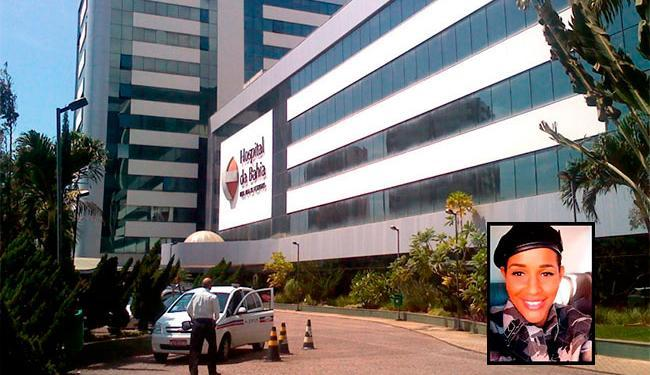 A filha, baleada no dia 2 de março, está internada no Hospital da Bahia - Foto: Montagem   Ag. A TARDE