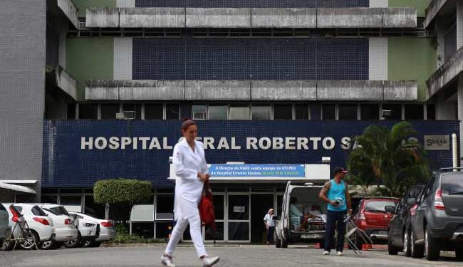 Criminoso conseguiu passar por seguranças de hospital - Foto: Joá Souza | Ag. A TARDE
