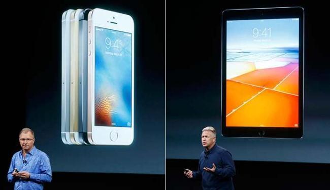 Novos iPhone e iPod Pro retornam ás origens no tamanho - reduzem preço - Foto: Stephen Lam   Agência Reuters