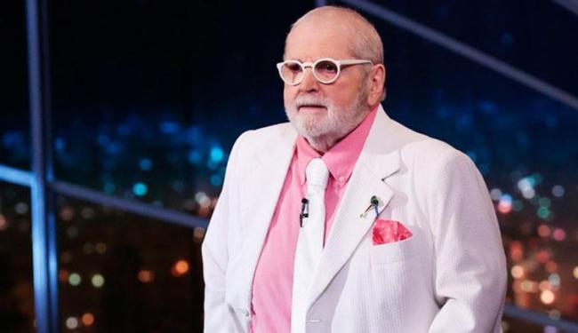 O apresentador ainda revelou que colocou marca-passo - Foto: Reprodução   TV Globo