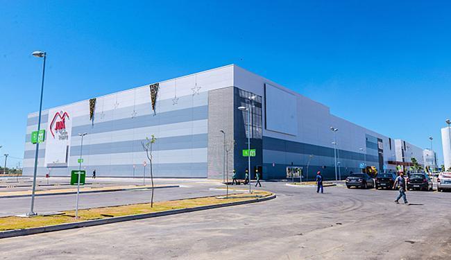 O shopping irá gerar 2.600 empregos diretos e outros 3.200 indiretos - Foto: Moreira Júnior l Divulgação