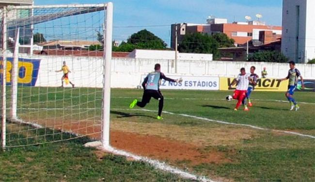 Juazeirense conseguiu reverter a vantagem do adversário - Foto: Divulgação
