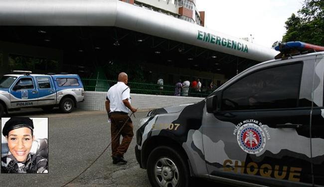 Colegas da Pfem foram ao HGE prestar apoio; quadro de saúde de Jucivane é estável - Foto: Divulgação l Policia Civil e Reprodução
