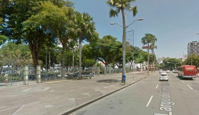 A partir das 15h, será interditada uma faixa de algumas vias progressivamente - Foto: Reprodução | Street View