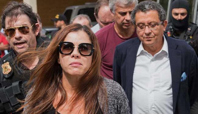 O casal foi preso no dia 23 de fevereiro na 23ª fase da Operação Lava Jato - Foto: Cassiano Rosário | Estadão Conteúdo