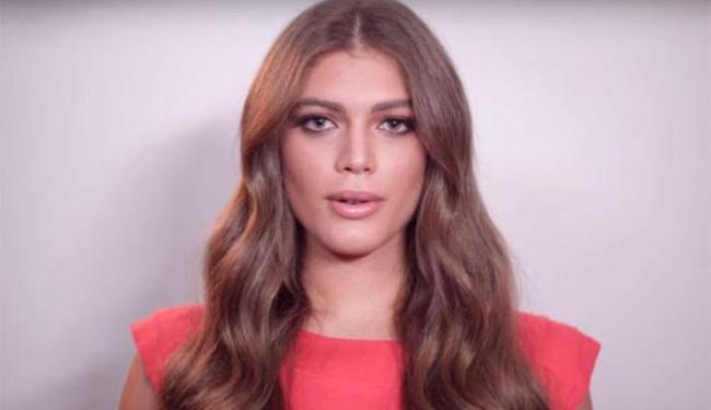 Valentina é uma modelo cearense - Foto: Reprodução