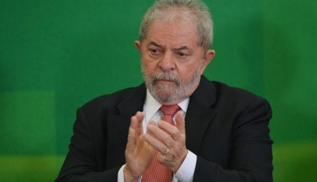 Lula foi empossado na manhã desta quinta, mas liminar havia cassado - Foto: José Cruz   Agência Brasil