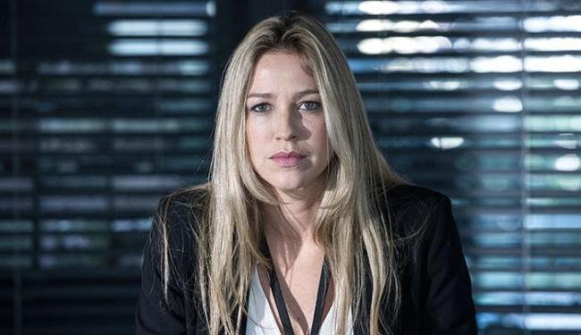 O último trabalho de Luana Piovani foi como a psiquiatra forense Vera, na série