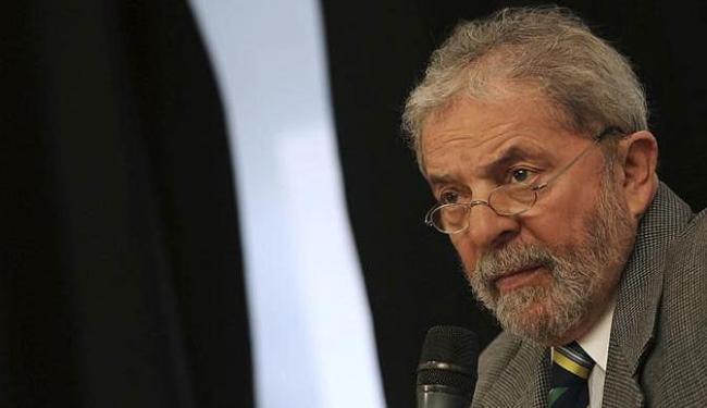 Lula é alvo de mandados de busca e apreensão e condução coercitiva - Foto: Ag. Reuters