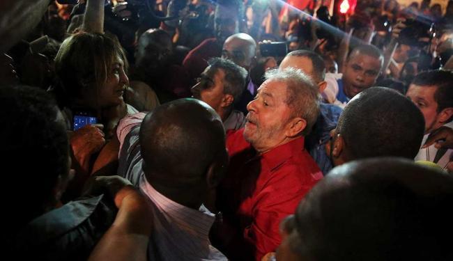 Ex-presidente participou de protesto em São Paulo - Foto: Nacho Doce | Reuters