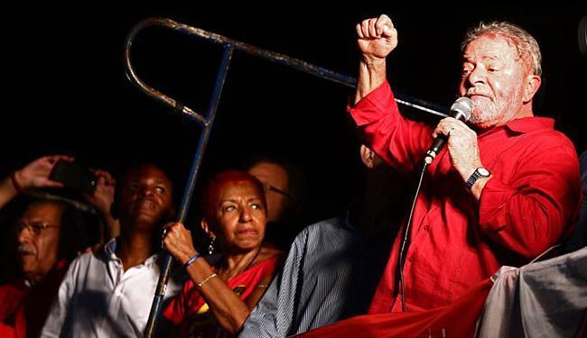 Lula garantiu que entrou no governo para ajudar no trabalho de recuperar a economia do país - Foto: Juca Varella l Agência Brasil