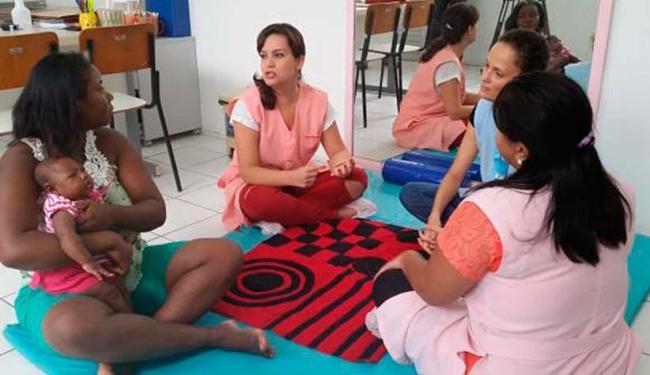 Mães de bebês com microcefalia recebem assistência em instituto de Salvador - Foto: Sayonara Moreno | Agência Brasil
