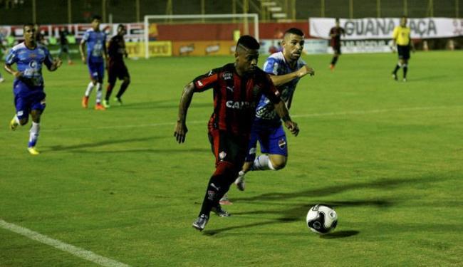 Autor de duas assistências, Marinho foi um dos destaque do Leão na partida - Foto: Luciano da Mata | Ag. A TARDE