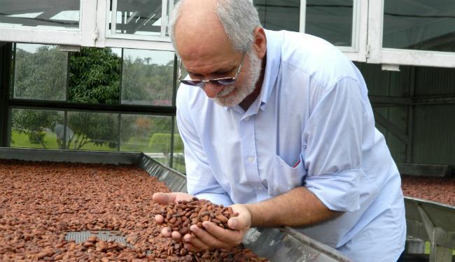 Raimundo Mororó desenvolve sabores, aromas e texturas para a marca baiana Mendoá - Foto: Divulgação