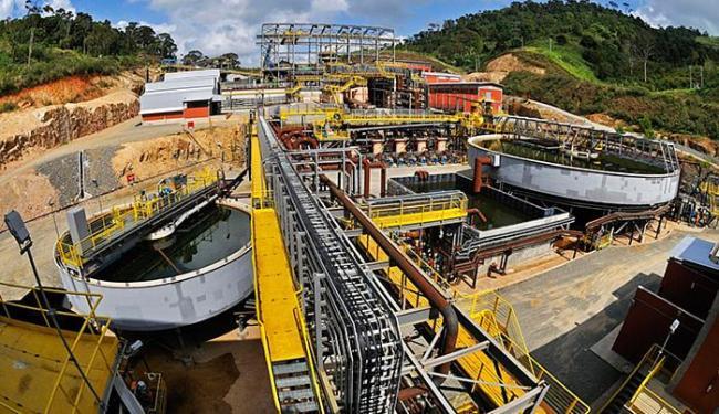 A mina de Mirabela, de capital australiano, fica localizada no Município de Itagibá - Foto: Divulgação