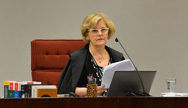 Na decisão,Rosa Weber entendeu que não há