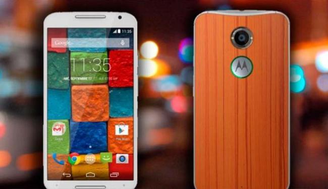 Moto X é um dos smartphones da lista - Foto: Divulgação