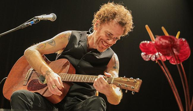 Nando Reis é uma das atrações do Nívea Viva Rock Brasil - Foto: Bruno Trindade   Divulgação