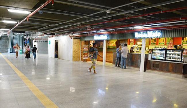 Novas lojas: 64 estabelecimentos, entre lojas e lanchonetes, serão abertos nos próximos dias - Foto: Jefferson Peixoto l Agecom