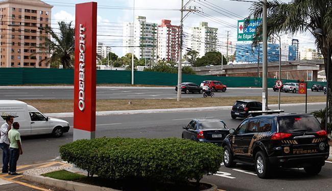 PF identificou setor estruturado para pagamento de propina na Odebrecht - Foto: Edilson Lima | Ag. A TARDE