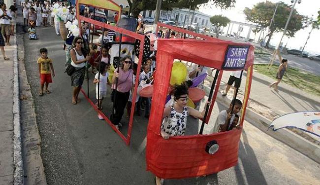Espetáculos acontecem nas ruas de Salvador e Cachoeira - Foto: Adilton Venegeroles | Ag. A TARDE
