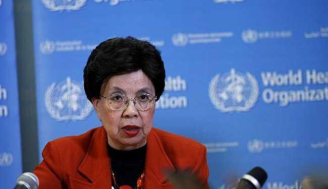 Diretora-geral da Organização Mundial da Saúde (OMS) Margaret Chan - Foto: Pierre Albouy   Reuters