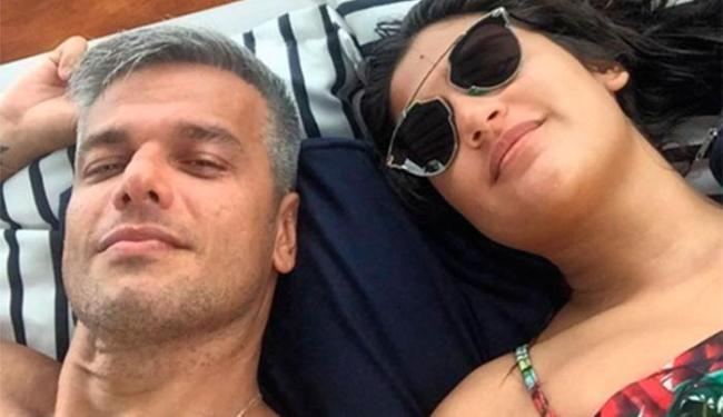 Otaviano e Giulia demonstram serem unidos - Foto: Reprodução | Instagram
