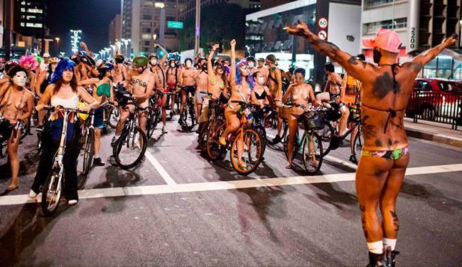A ação, que é mundial, vai acontecer em dez cidades brasileiras simultaneamente - Foto: Victor Fonseca | Parada Top