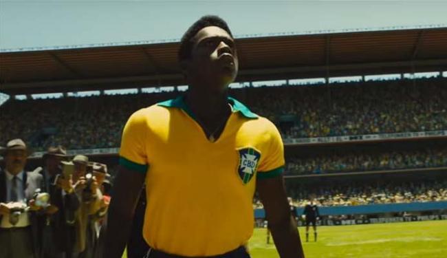 Filme vai contar a história de Pelé até a Copa de 58 - Foto: Divulgação