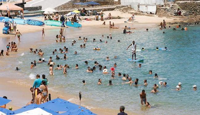 O Inema avaliou 37 praias de Salvador e Lauro de Freitas - Foto: Luciano da Matta | Ag. A TARDE