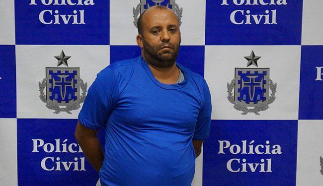 Leonardo Canellas foi autuado em flagrante por porte ilegal de arma e falsidade ideológica - Foto: Divulgação | Polícia Civil