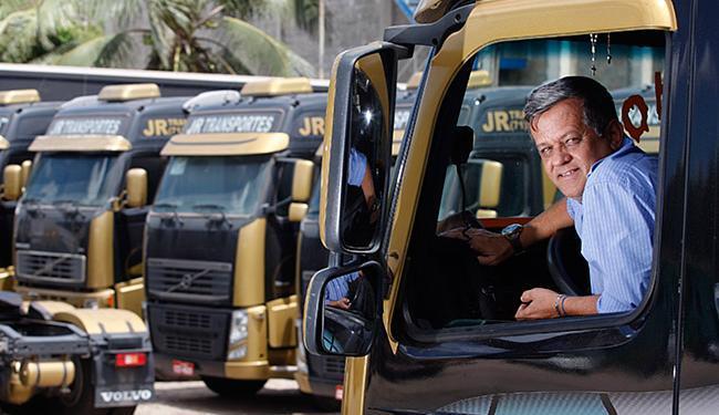 Raimundo Ramos de Andrade, presidente da JR Transportes e JR Empreendimentos - Foto: Raul Spinassé l Ag. A TARDE