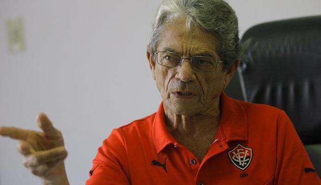 Raimundo Viana, presidente do Leão - Foto: Margarida Neide   Ag. A TARDE