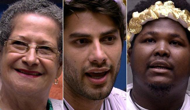O resultado da votação do BBB 16 será exibido nesta terça-feira, 15 - Foto: Reprodução | TV Globo